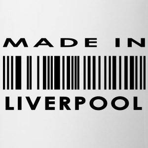 Made in Liverpool Mugs  - Mug