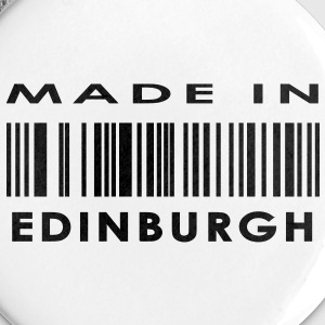 Made in Edinburgh Buttons - Buttons large 56 mm