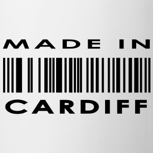 Made in Cardiff Mugs  - Mug