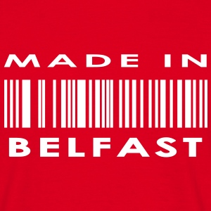 Made in Belfast T-Shirts - Men's T-Shirt