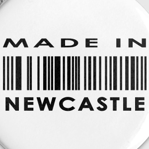 Made in Newcastle upon Tyne Buttons - Buttons large 56 mm