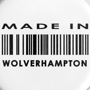 Made in Wolverhampton Buttons - Buttons large 56 mm
