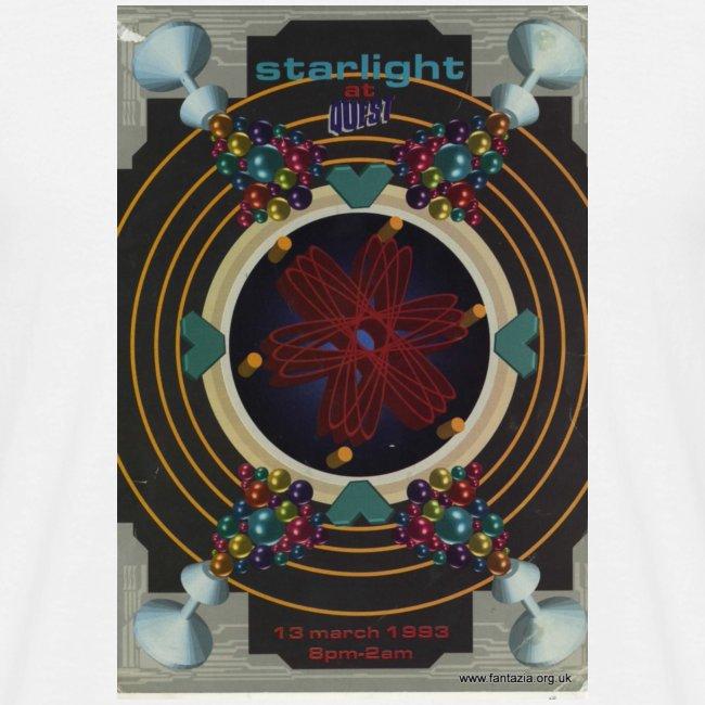 Quest vs Starlight Flyer 13/03/93