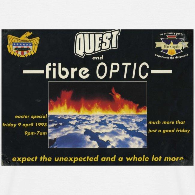 Quest vs Fibre Optic 09/04/93 Flyer