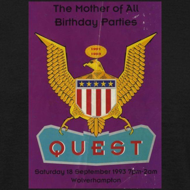 Quest 18/09/93 flyer