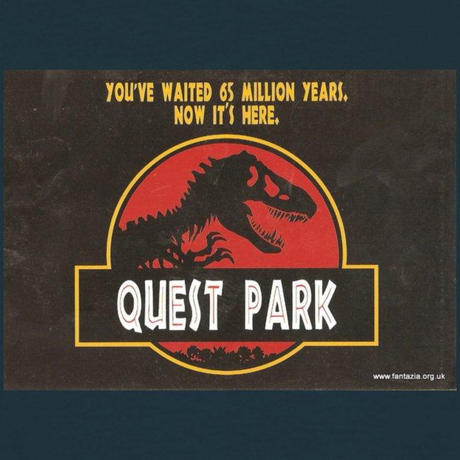 Quest Park 07/08/93 flyer