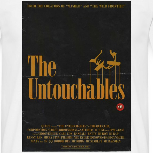 Quest The Untouchables