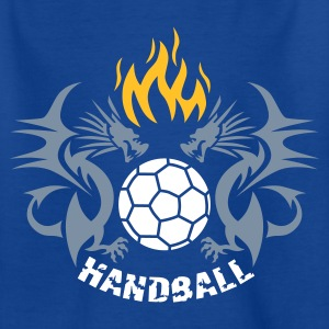 HANDBALL Drachen Shirts - Teenage T-shirt