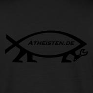 Motiv ~ Evolution Fisch Atheisten.de Back