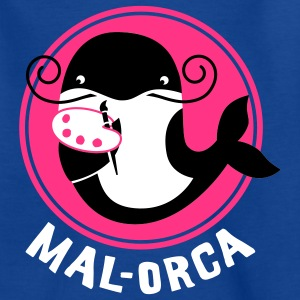 Mal Orca Kinder T-Shirts - Teenager T-Shirt
