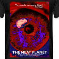 Design ~ Meat Planet T-shirt