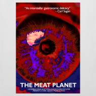 Design ~ Meat Planet Tote Bag
