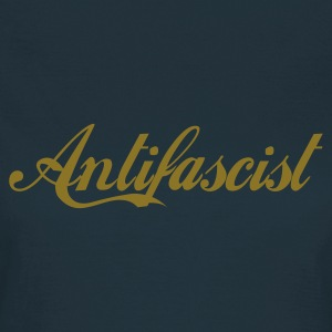 0042 Antifascist Shirt Antifaschist - Frauen T-Shirt