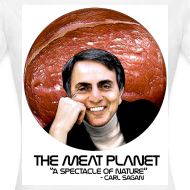 Design ~ The Meat Planet Women's T-shirt