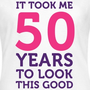 50 Years To Look Good 1 (dd)++ Camisetas - Camiseta mujer