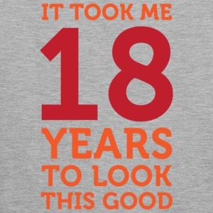 18 Years To Look Good 1 (dd)++ Sweaters - Mannen Premium hoodie