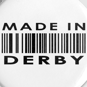 Made in Derby Buttons - Buttons large 56 mm