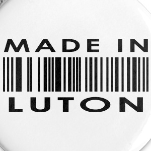 Made in Luton Buttons - Buttons large 56 mm