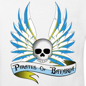 Pirates of Bavaria - Kinder Bio-T-Shirt