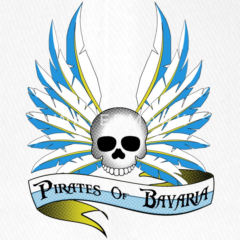 Pirates of Bavaria - Flexfit Baseballkappe