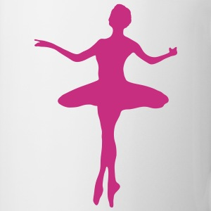 Ballet dancer with Ballet Dress  Mugs  - Mug