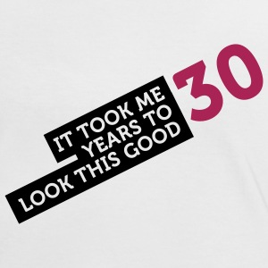 30 Years To Look Good 2 (2c)++ T-Shirts - Frauen Kontrast-T-Shirt