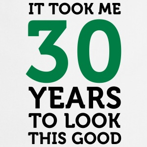 30 Years To Look Good 1 (2c)++ Forklæder - Forklæde