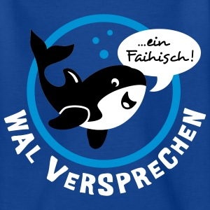 Wal Versprechen Kinder T-Shirts - Teenager T-Shirt