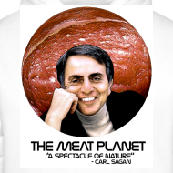 Design ~ The Meat Planet Hoodie