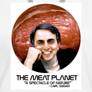Design ~ The Meat Planet Women's Hoodie