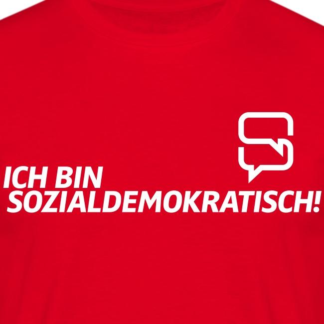 Dasistsozi-Shirt für Genossen