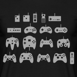 Controllers grey