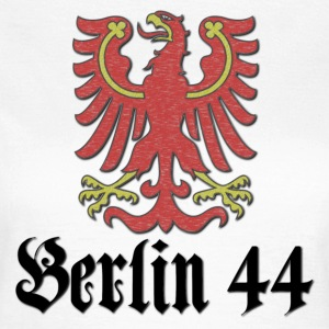 berlin44_wappen_dark T-Shirts - Frauen T-Shirt