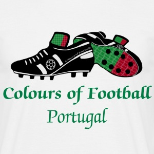 Fooball Colours of Portugal - Classic Tee - Men's T-Shirt