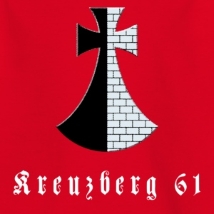 kreuzberg61_wappen_light Kinder T-Shirts - Teenager T-Shirt