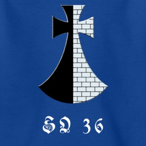 so36_wappen_light Kinder T-Shirts - Teenager T-Shirt