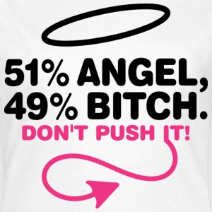 Bitch 1 (dd)++ T-shirts - Vrouwen T-shirt