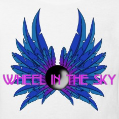Wheel In The Sky Shirts