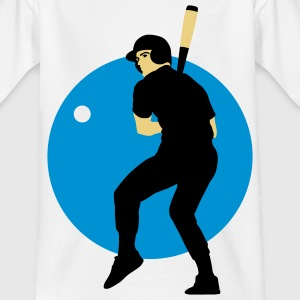 baseball_062011_i_3c T-Shirts - Teenager T-Shirt