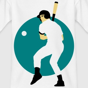 baseball_062011_h_3c Shirts - Teenage T-shirt