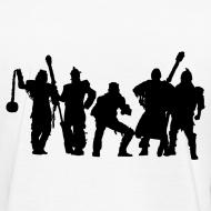 Motiv ~ Jugger Team schwarz