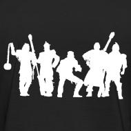 Motiv ~ Jugger Team weiss