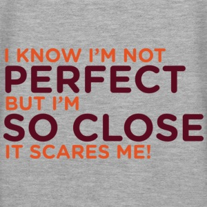 I Know Im Not Perfect 1 (dd)++ Pullover - Frauen Premium Hoodie