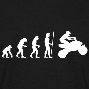 evolution_quad1 T-Shirts - Männer T-Shirt