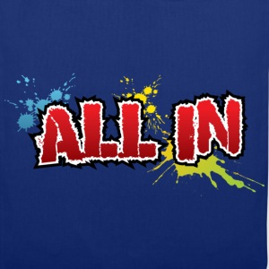 All in Graffiti Bag UK - Tote Bag