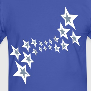 coolstars_design_2c T-shirts - Herre kontrast-T-shirt