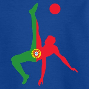 Portugal soccer - Teenager T-Shirt