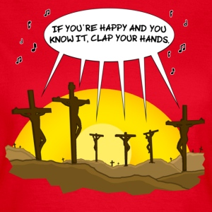 Clap your hands T-Shirts - Frauen T-Shirt