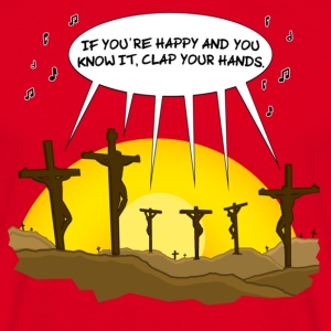 Clap your hands T-Shirts - Männer T-Shirt