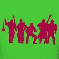 Motiv ~ Jugger Team rot